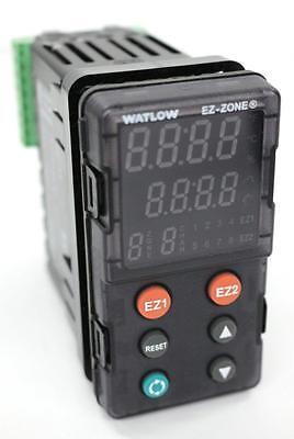 Watlow Ez Zone Pm8c1fa-2lajdaa Digital Temperature Controller