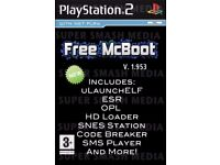 Playstation 2 (PS2) McBoot 64mb Memory Card - Play Backups!
