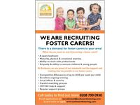 We are recruiting foster carers in Slough and surrounding areas