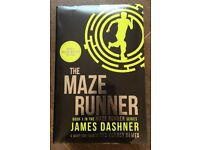 Maze Runner Book Trilogy by James Dashner Paperback Brand New and sealed