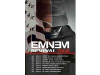 Eminem x2 tickets twickenham Sunday 15th July 2018