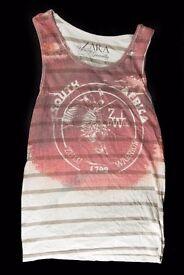 Zara - Men's Vest/Tank top. Great condition. UK L.