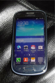 Samsung S3 mini boxed