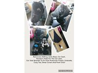Graco evo xt pushchair and travel system