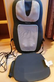 HoMedics Household Shitsu Back and Neck Massager with heat.
