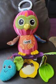 Lamaze bird toy