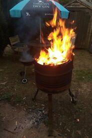 Fire Pit / Garden Heater