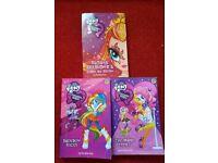 My Little Pony Equestria Girls books