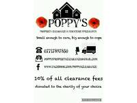 Poppys property clearence