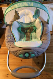 Ingenuity Candler SmartBounce Automatic Bouncer - can deliver to Glasgow / Dumfries