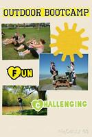 July Outdoor Functional Fitness Bootcamp - Rotary Park