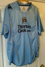 MAN CITY SHIRT