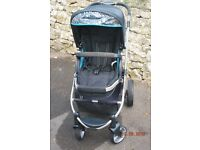 Baby Car Seat / Stoller / Carry Cot System