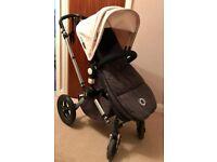 Bugaboo Cameleon Pram/Push Chair plus Maxi Cosi Car Seat