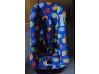 Mothercare car seat 0-18kg