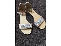 Ravel flat sandals