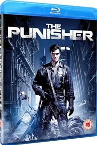 THE PUNISHER [1989] Dolph Lundgren*Louis Gossett Jr Marvel Action Blu-ray *NEW*