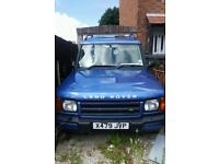 landrover discovery td5 x reg