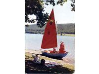 Mirror Sailing Dinghy 64859