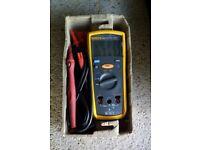 fluke insulation tester 1503