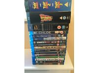Blu Ray package job lot