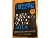 Record Collector Rare Record Price Guide: 2014 (Paperback)