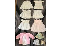 Vintage baby clothes 60s/70s