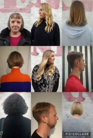 Men and Woman Hair models for a lower price
