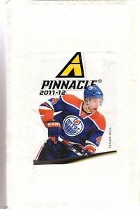 2011-12 Pinnacle Hockey Set (250 cards)