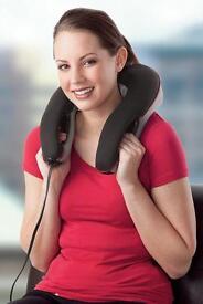 homedics shiatsu neck massager with heat NMS300