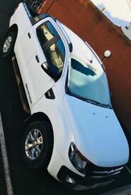 2012 Ford ranger wildtrak LOW MILEAGE
