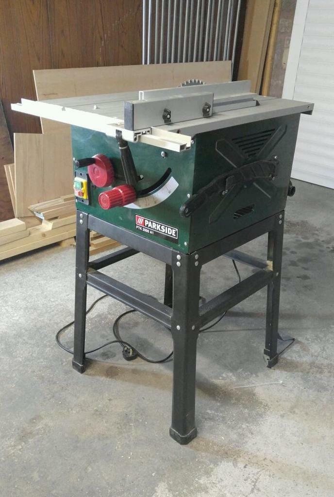 Table Saw - Parkside/Lidl  in Bath, Somerset  Gumtree