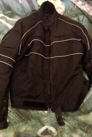 XL Motorcycle Jacket Unisex Used