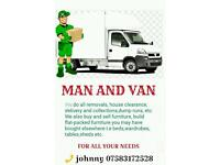 Man and van Co Antrim