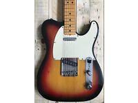 1973 Fender Telecaster Sunburst - Excellent Condition