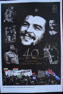 OSPAAAL 10 Che Guevara Posters Carteles Afiches Various CUBAN artists CUBA ART ()