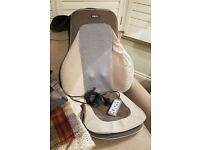 Homedics Shiatsu Massage Chair with Heat RRP£300 - bought from Selfridges