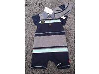 Boys 12 - 18 Months Clothes