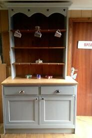 Handmade Unique Welsh Dresser Upcycled