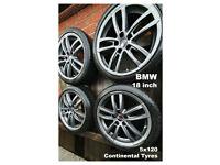 BMW ALLOYS, 18 INCH, ATS, Evolution