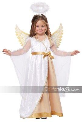 California Kostüme Sweet Little Angel Kleid Kleinkinder Halloween Kostüm 00146