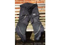 Pure Pro Viper X Motorcycle trousers Size L