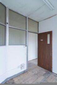 New creative workspaces/artist studios/offices at Lea Bridge Road (E10)