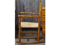 Rocking Chair Pine - Ilkeston
