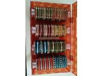 Lots of Bangles and Box From Bees