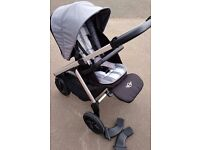 Easywalker Mini Mosey Stroller - Faces Both Ways EXCELLENT CONDITION REDUCED!