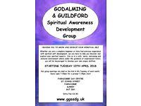 Godalming & Guildford Spiritual Awareness & Development Group