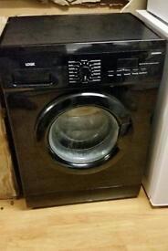 LOGIK L612WMB14 Washing Machine black