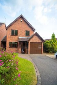 Immaculate 3 bed detached home