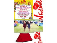 ONE V FESTIVAL RED CAMPING WEEKEND TICKET FOR SALE!!!